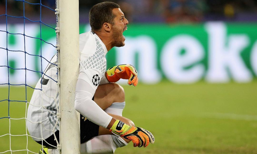 Julio Cesar: 'Juve-Ajax? Sbagliano a festeggiare'