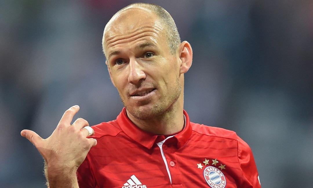 Bayern Monaco, UFFICIALE: rinnova Robben
