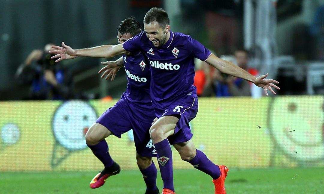 Fiorentina, Badelj: 'Juve fortissima, Ribery è un fenomeno'