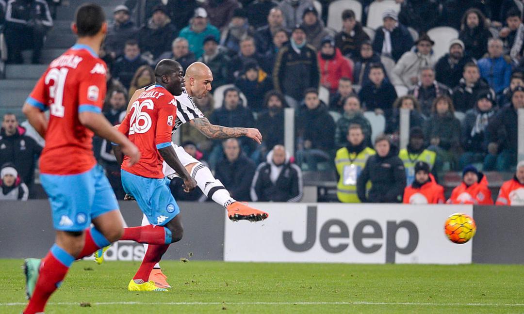 13 febbraio 2016: Zaza al minuto 88 cambia la storia della Juve
