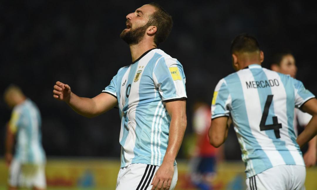 Argentina, per Higuain arriva la beffa: ecco chi sarà il nuovo numero 9