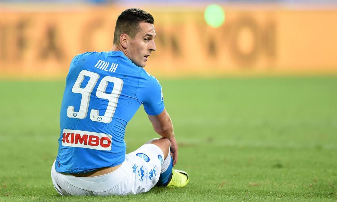 Serie A: il Milan ferma il Napoli, accenno di rissa a San Siro!