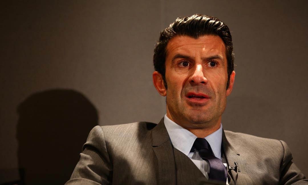 Figo: 'Juve, vittorie meritate! Inter? Dopo Moratti il deserto'
