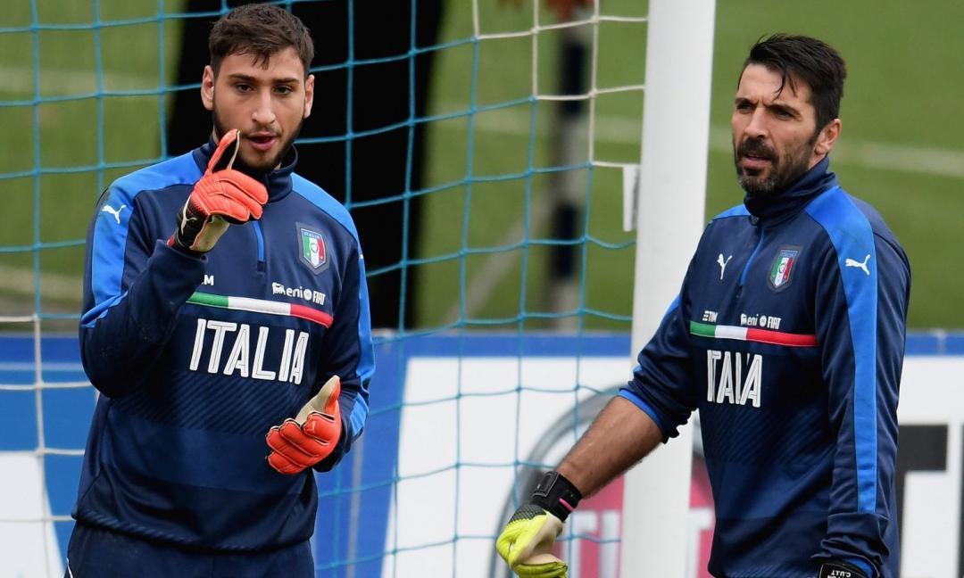 Mercato: Donnarumma può battere il record di Buffon
