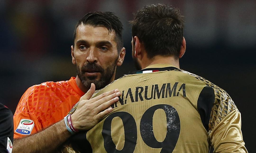 Buffon: 'Dopo Madrid sono andato a funghi, a Donnarumma ho scritto...'