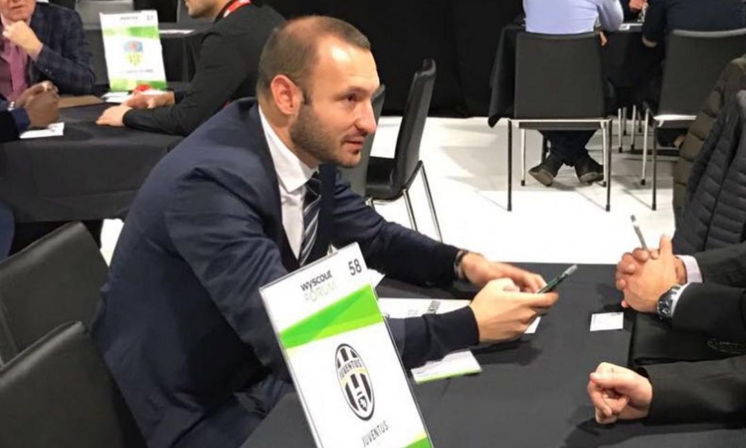 Claudio Chiellini: 'Alla Juve ho imparato tanto da Paratici, Marotta e altri grandi dirigenti'