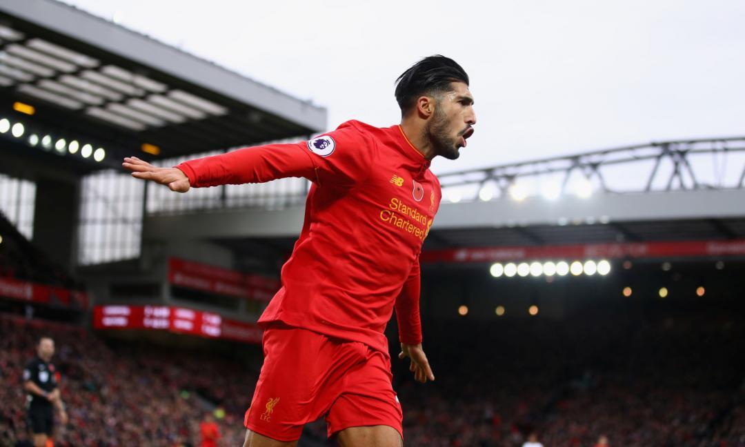 Emre Can rischia di sfumare: pronto il rinnovo con il Liverpool