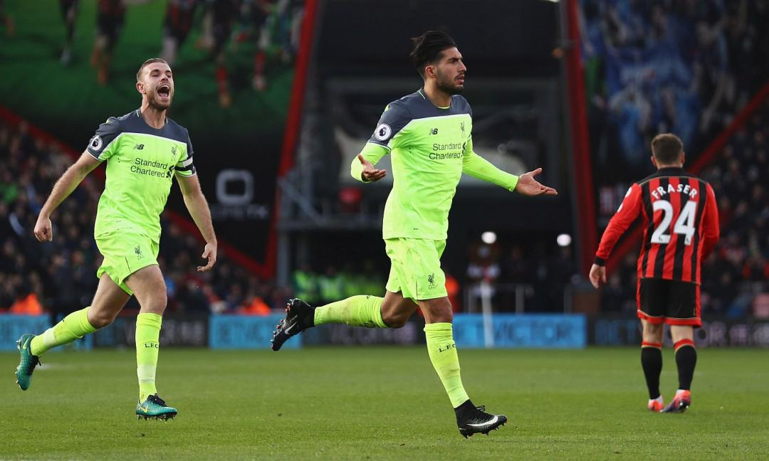 Contatti con il Liverpool: ecco la prima offerta per Can