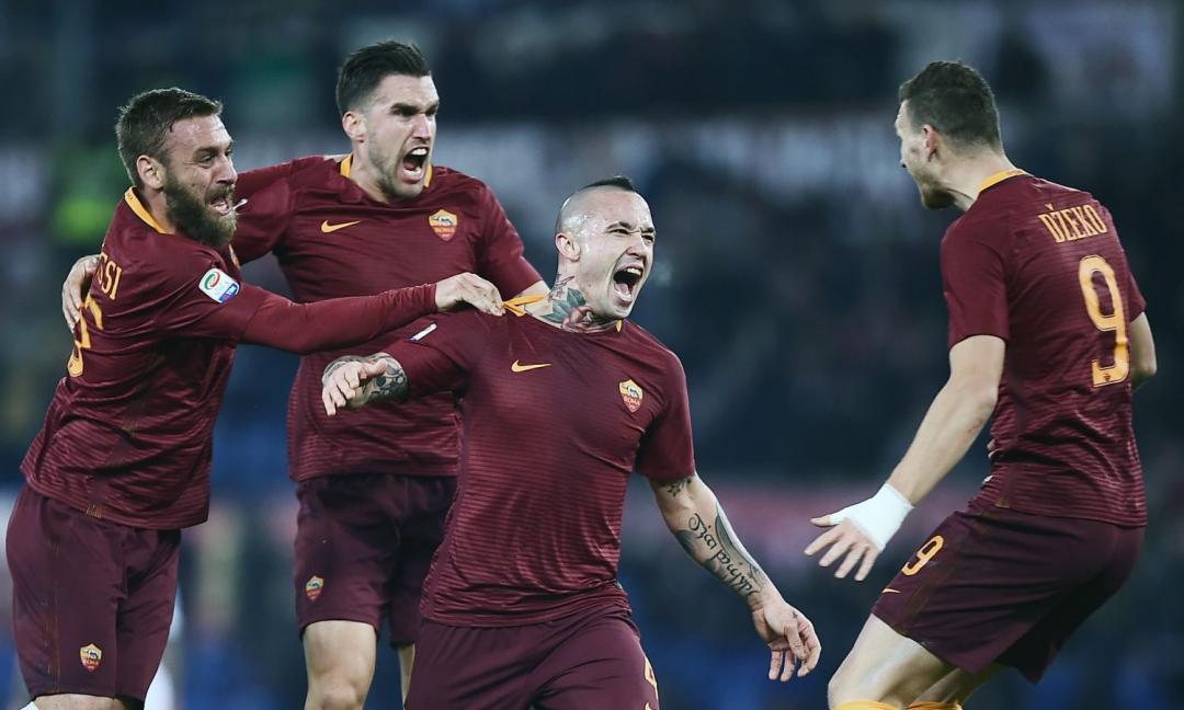 Roma, Nainggolan carica: 'Battiamo il Napoli se...'