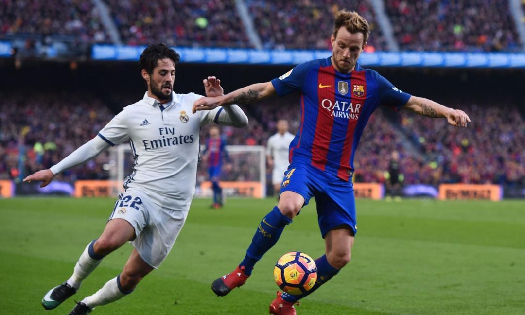 Barcellona: Verratti esclude Rakitic e il Barcellona fa il prezzo...