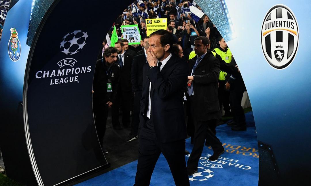 Allegri punta l'Arsenal, la Juve punta Spalletti: ecco l'ostacolo da superare