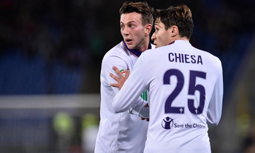 Bernardeschi vs Chiesa: il confronto verso Fiorentina-Juve