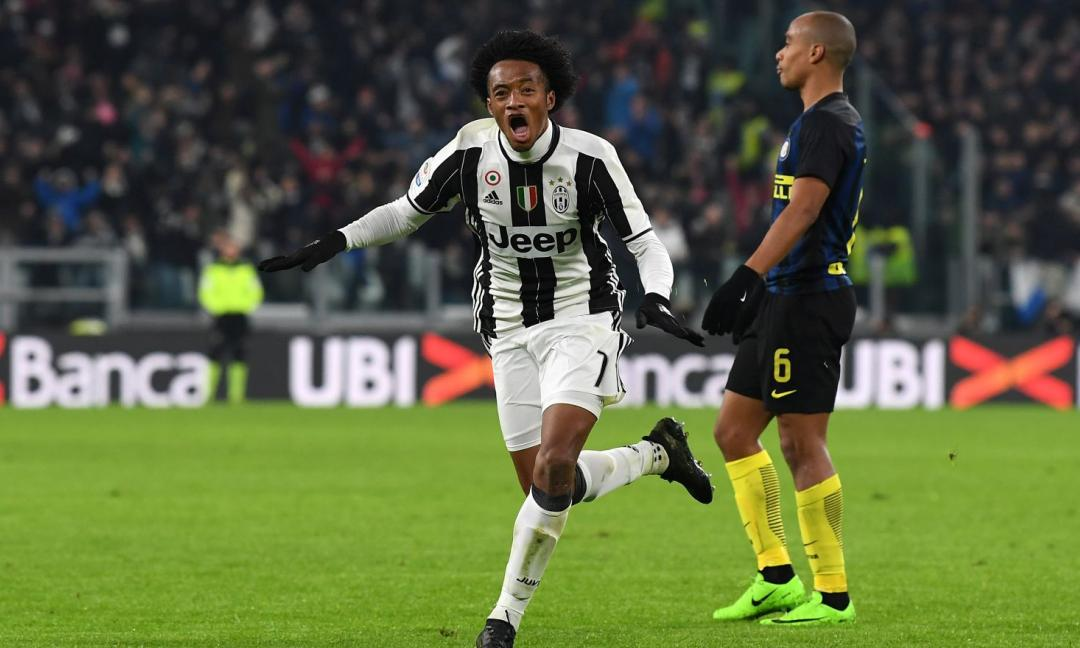 Cuadrado: 'Contro l'Inter faremo una grande partita. Allegri...'