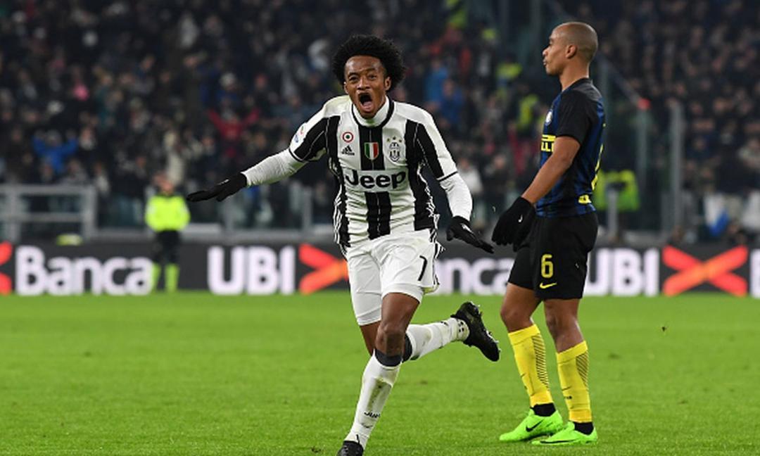 Da Sivori a Cuadrado: i dieci gol più belli di Juve-Inter VIDEO