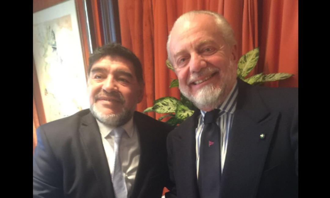 Maradona e DeLa dalla parte della Juve: fa più male di Higuain