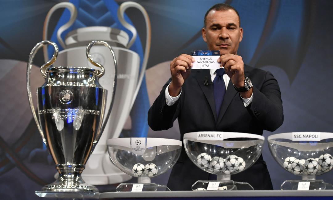 Champions League: dove vedere il sorteggio degli ottavi