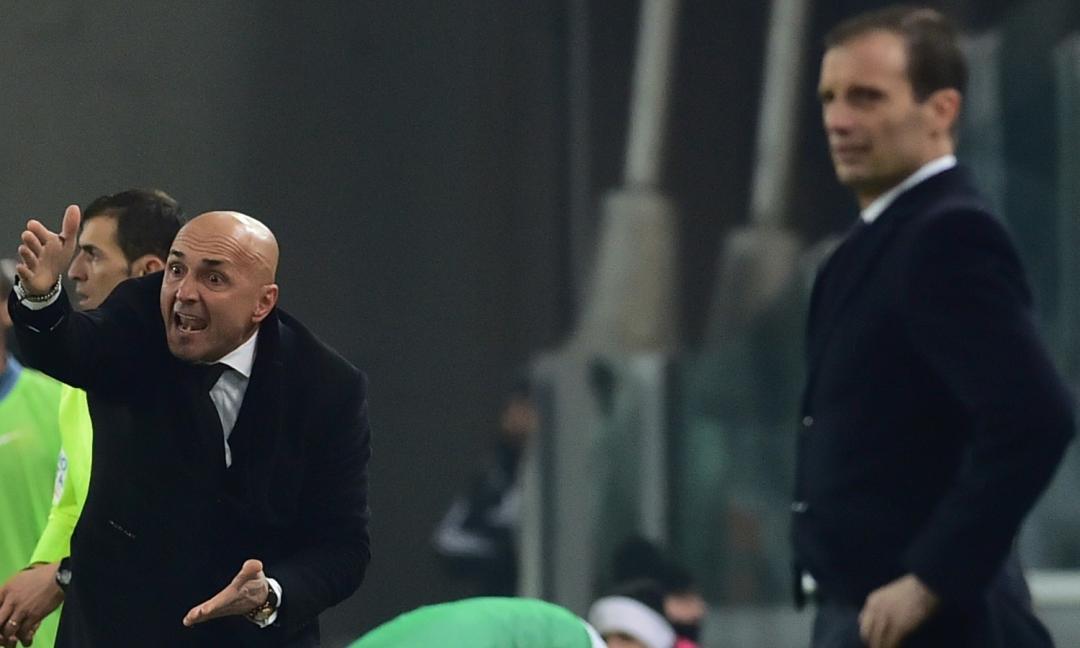 Allegri batte Spalletti, Higuain meglio di Icardi: i numeri di Juve-Inter