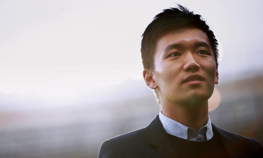 Zhang: 'Credo nella squadra, pronti per la Juve'