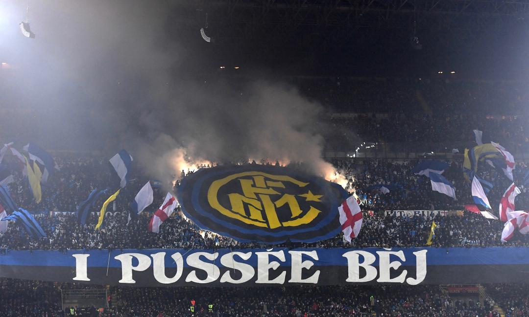 VERGOGNA Inter: i tifosi rovinano il minuto di silenzio per Radice