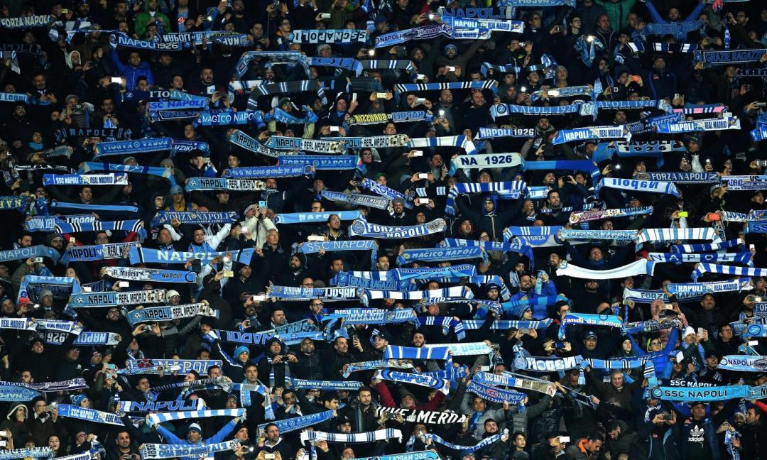 Boss 'tradito' dal Napoli: voleva i biglietti per l'Inter