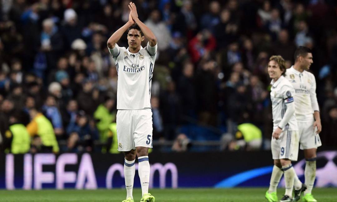 Varane: 'Real? accadono cose incredibili. Rapporto speciale con la Champions'