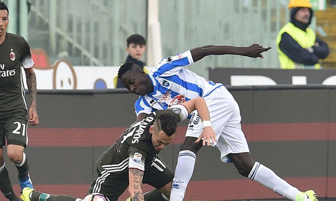 Clamoroso: l'Inter scippa Coulibaly alla Juve?