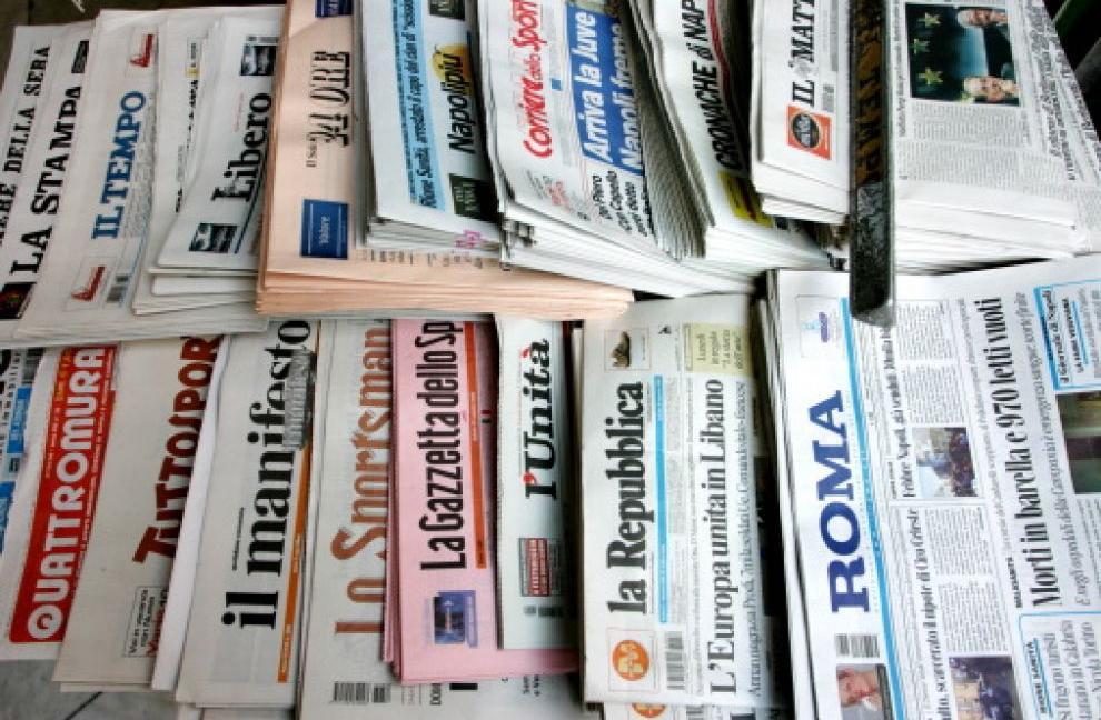 Nessuno come Allegri, fantasia al potere: le prime pagine dei giornali