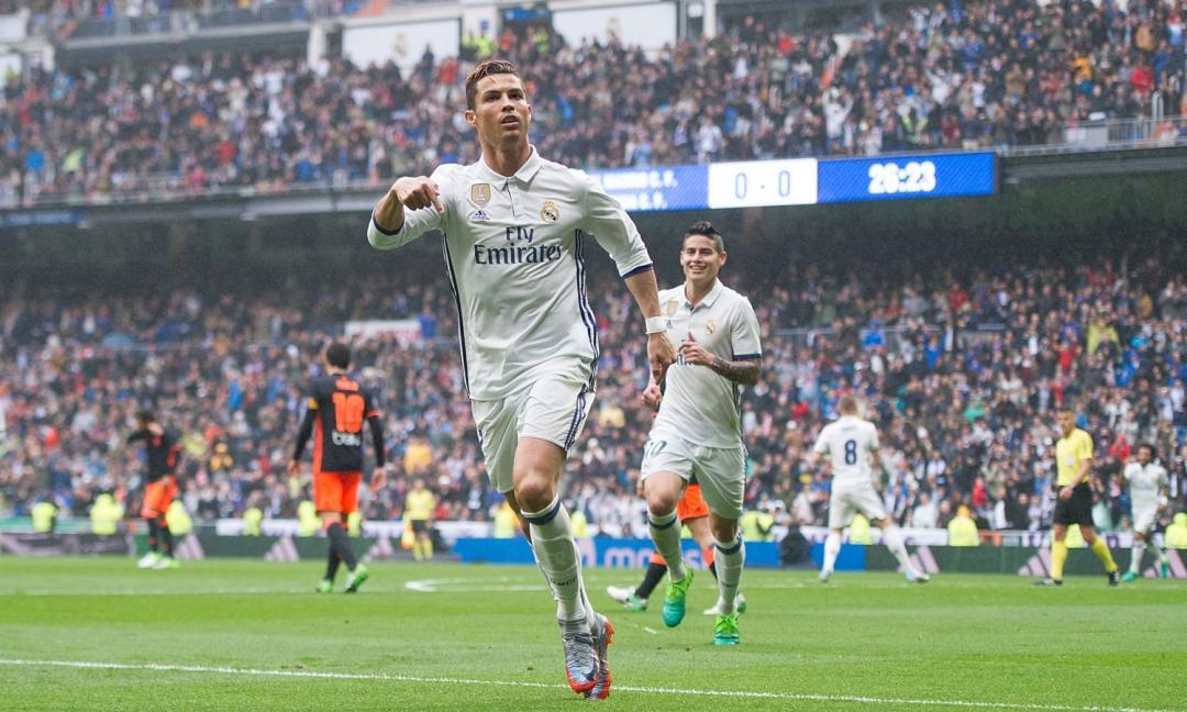 Ex Valencia, l'aneddoto di Neville su Ronaldo: 'Quella volta che Cristiano si infuriò con me...'