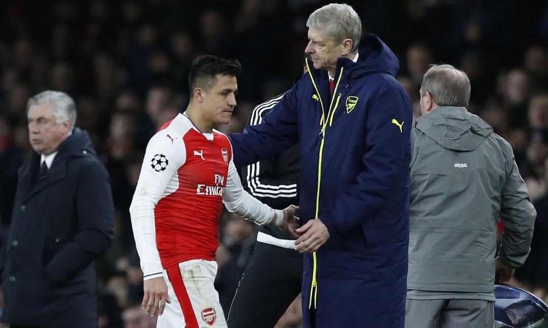 Wenger: 'Sanchez, niente è deciso'. Poi parla di un obiettivo della Juve