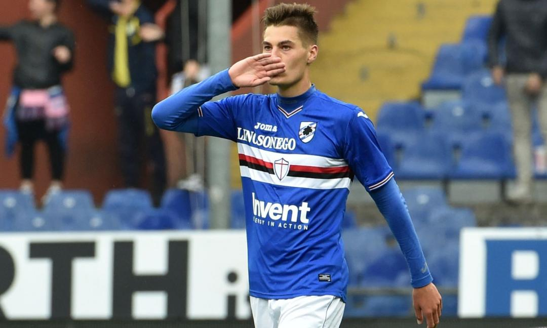 Schick è avvisato: resta alla Sampdoria finché...