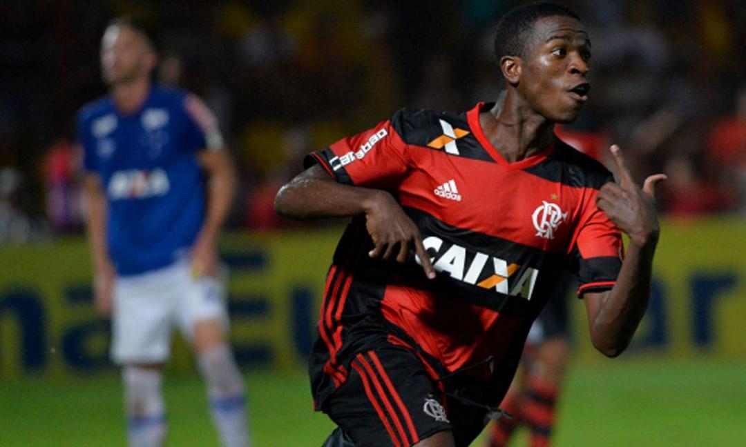 Vinicius Junior ha scelto! Ecco con chi giocherà dal 2019