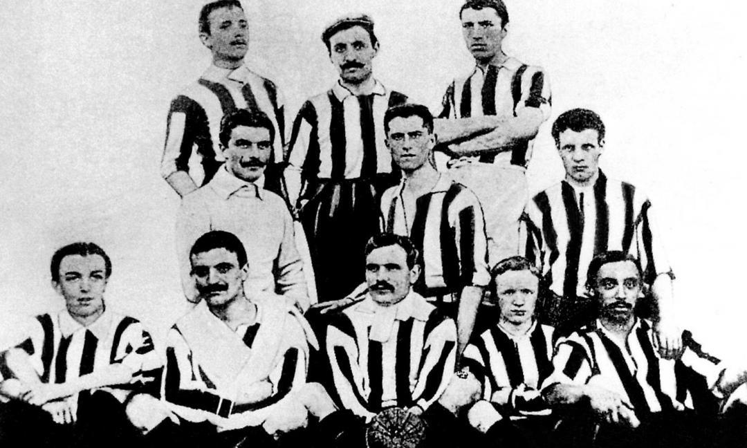 9 aprile 1905: Juve, arriva il primo scudetto