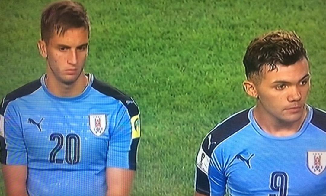 Juve, Chevanton e Giacomazzi: 'Uruguay, che qualità Bentancur!'