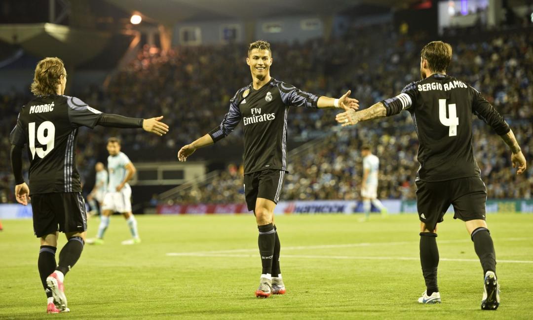 Juve campione, il Real si prende la vetta in Liga: è già super sfida