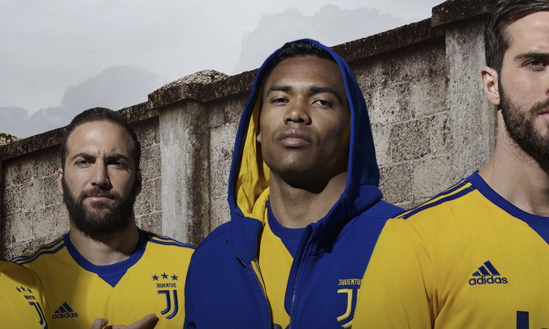 Maglia Home Juventus ALEX SANDRO