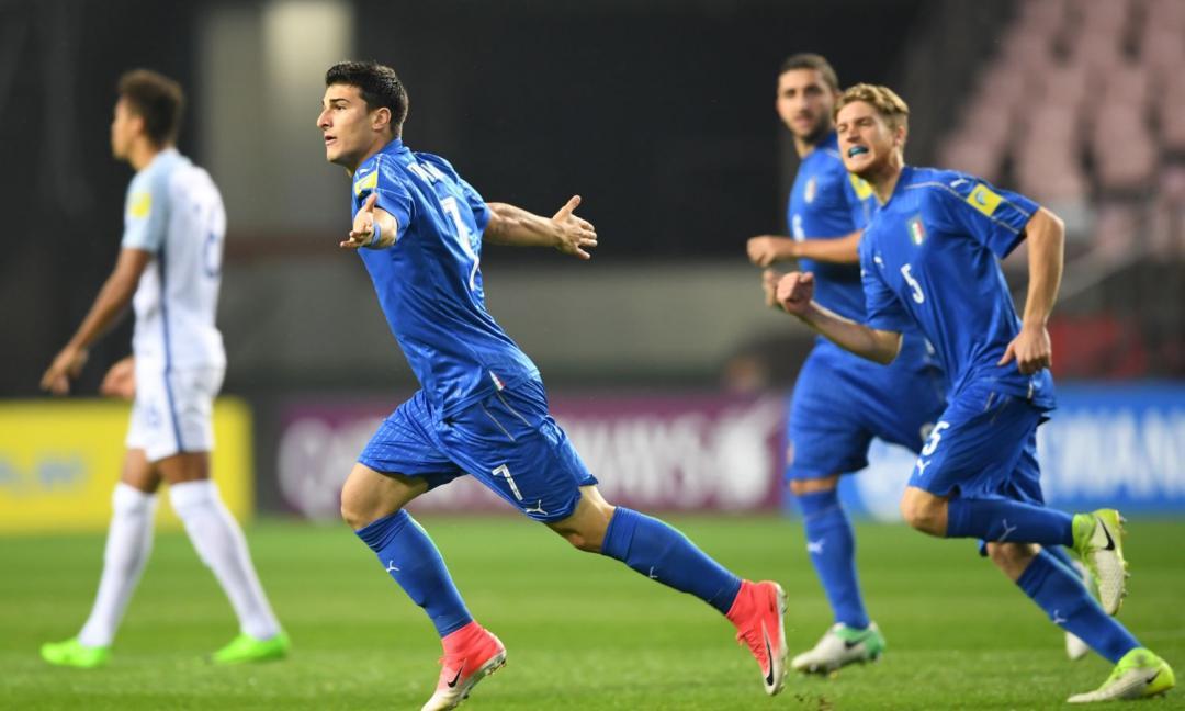 L'Italia Under 21 batte la Russia: decisivo Orsolini