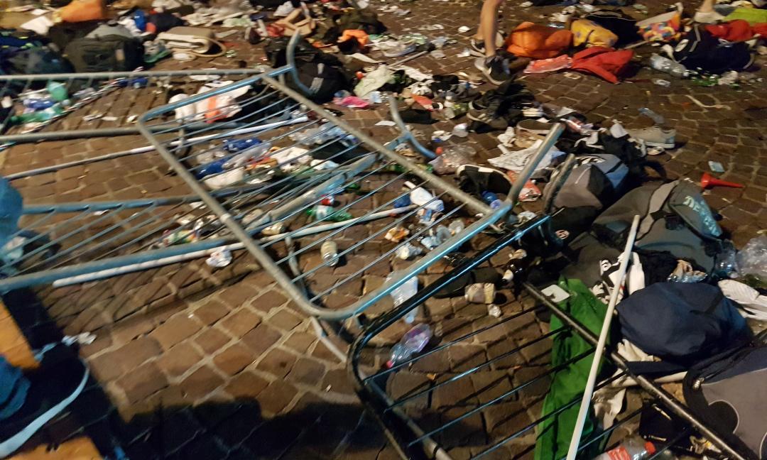 Ancona, 6 morti al concerto di Sfera Ebbasta: il motivo è lo stesso di Piazza San Carlo
