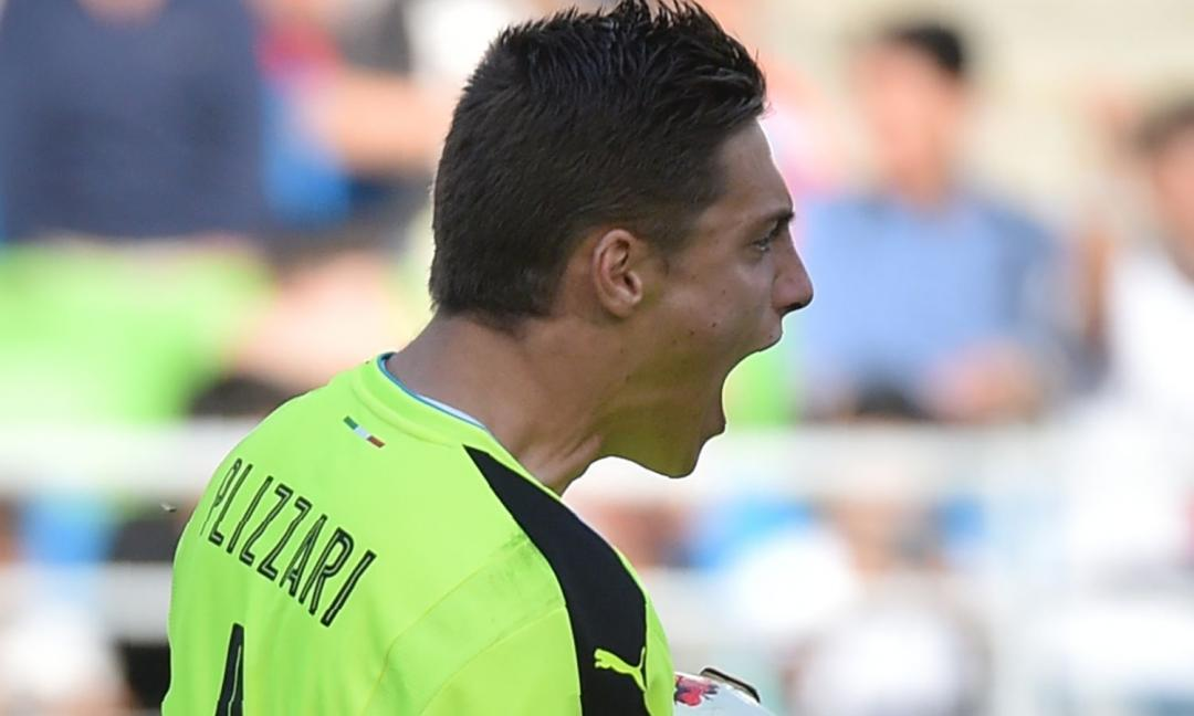 Maglia Home AC Milan ALESSANDRO PLIZZARI