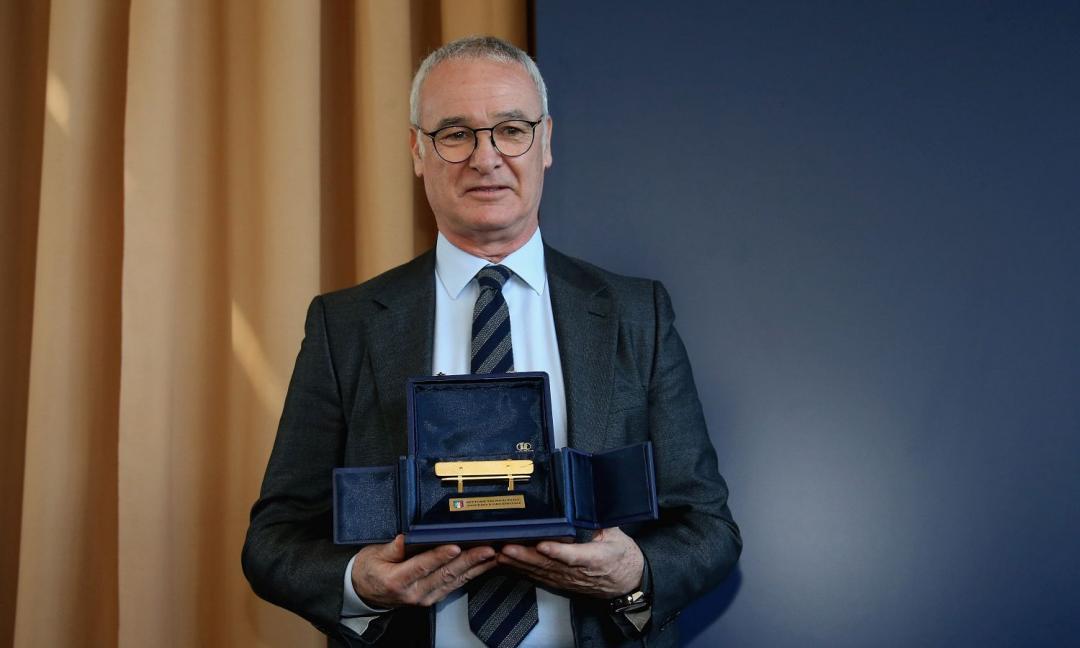 Ranieri: 'Allegri formidabile per due motivi. Estro libero, io sto con lui'