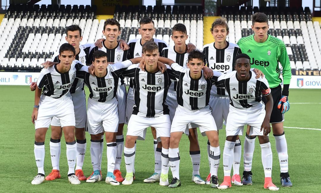 Under 15 campione d'Italia: scopriamo i giovani bianconeri GALLERY