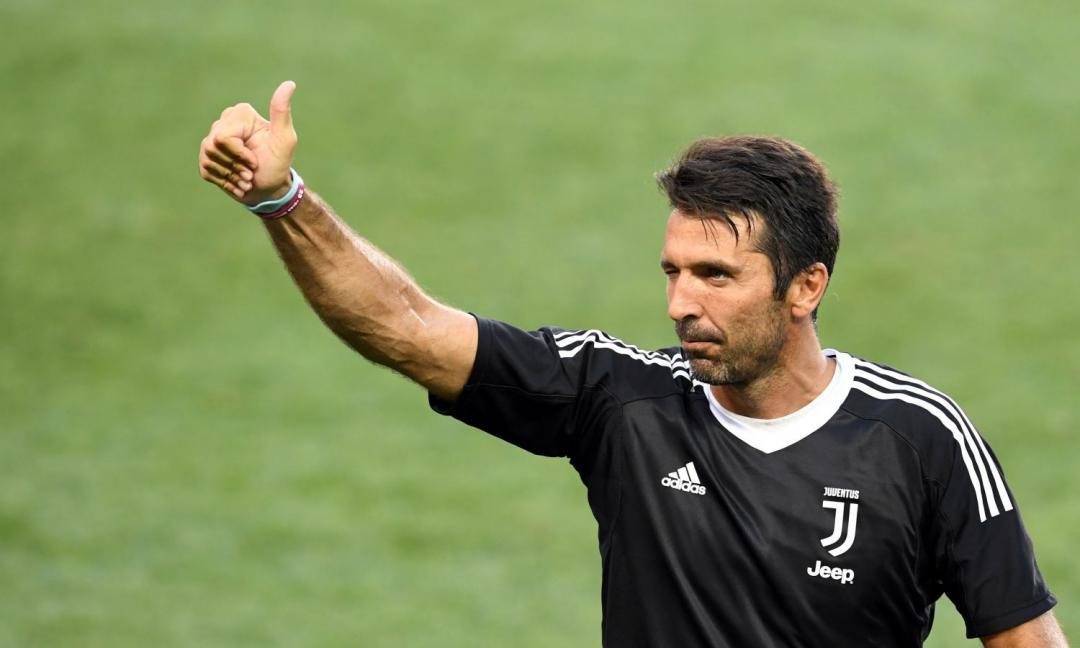 Buffon, vinci la Champions per dimenticare Ventura! #Juvemania