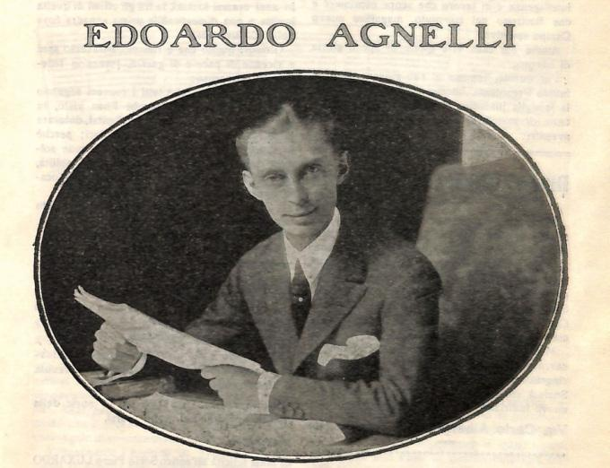 83 anni fa, la scomparsa del Presidente Edoardo Agnelli
