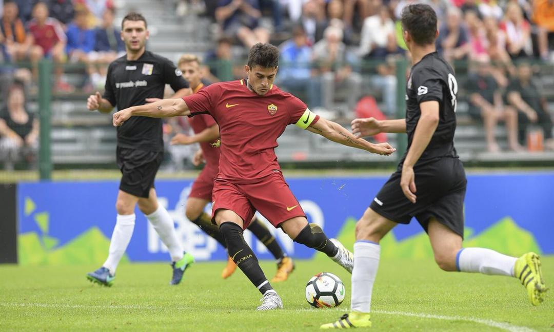 Roma, Perotti: 'Napoli più forte della Juve'