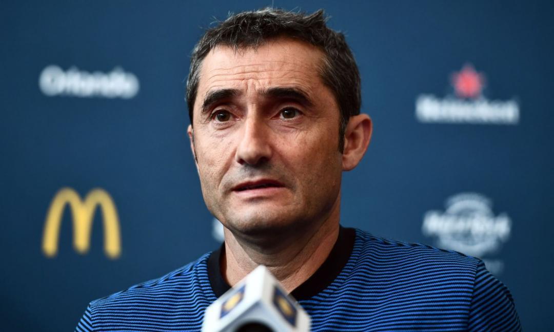 Valverde: 'Rakitic? Spero resti. Conto su Vidal'