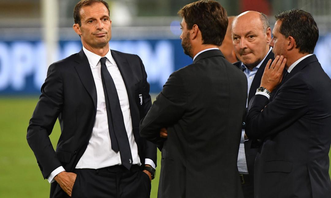 Mercato Juve: due italiani per il centrocampo