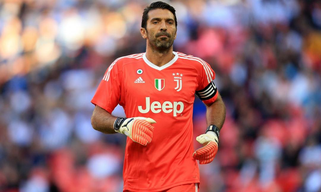Buffon recupera per l'Inter? Le ultime sull'infortunio