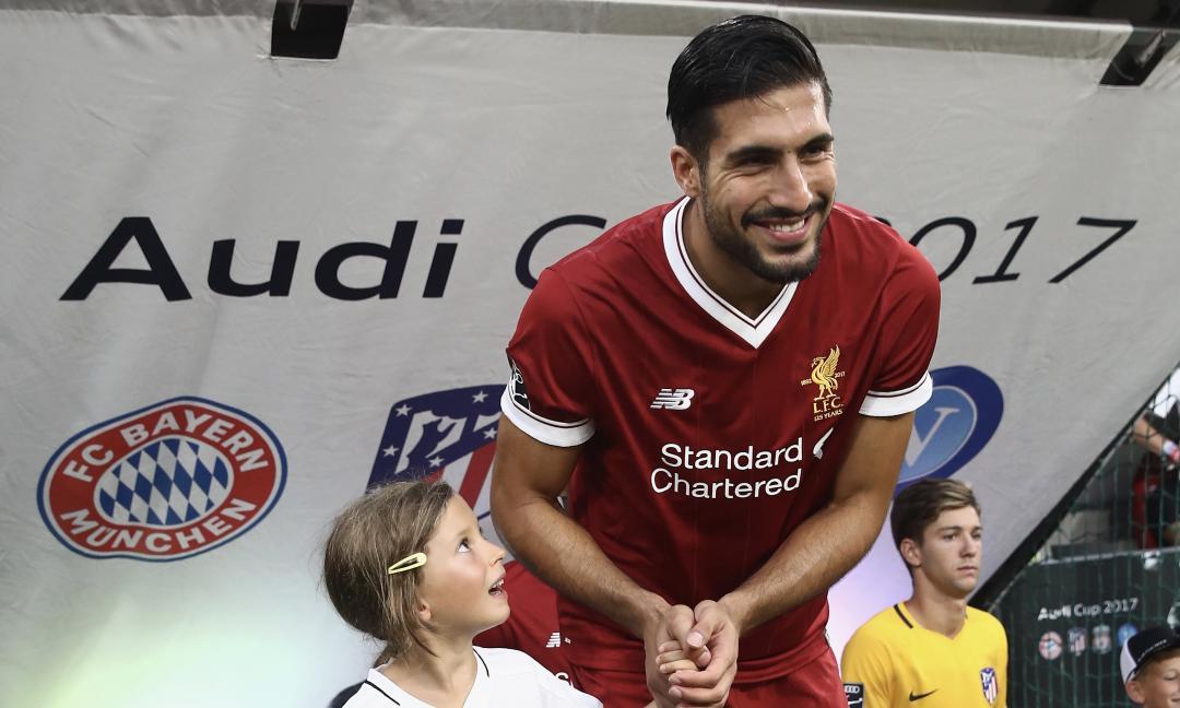 Dall'Inghilterra: il Liverpool non molla Emre Can, ma tra  un anno la Juve...