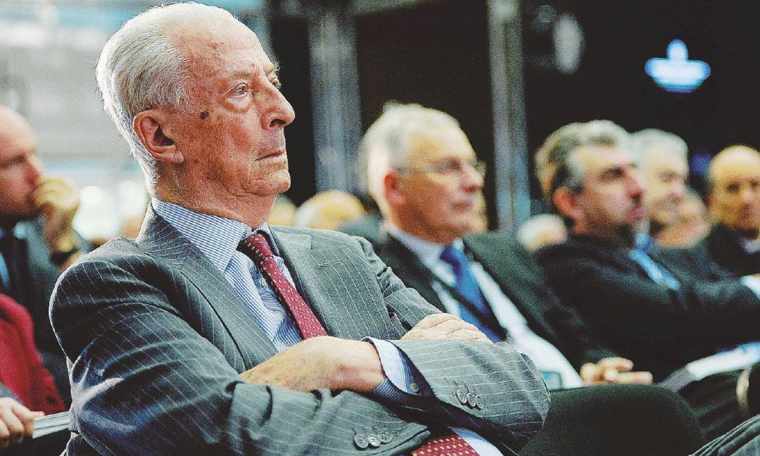 12 agosto 2003: Grande Stevens diventa presidente della Juve