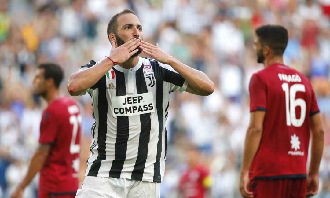 Scommesse Juve-Lazio: puntate su gol e Higuain, ecco perché