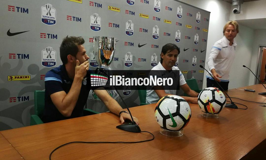 Lazio, Lulic: 'Juve squadra più forte d'Italia, ma siamo pronti a batterla'